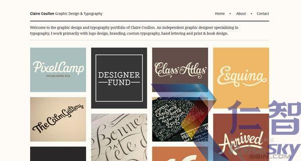 青岛网站设计仁智引领网站潮流—撞色风的网页设计