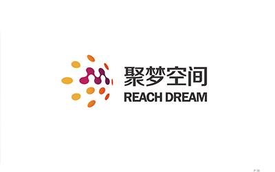 聚梦空间logo设计